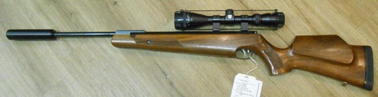 180208/005  22 Weihrauch HW95 Custom